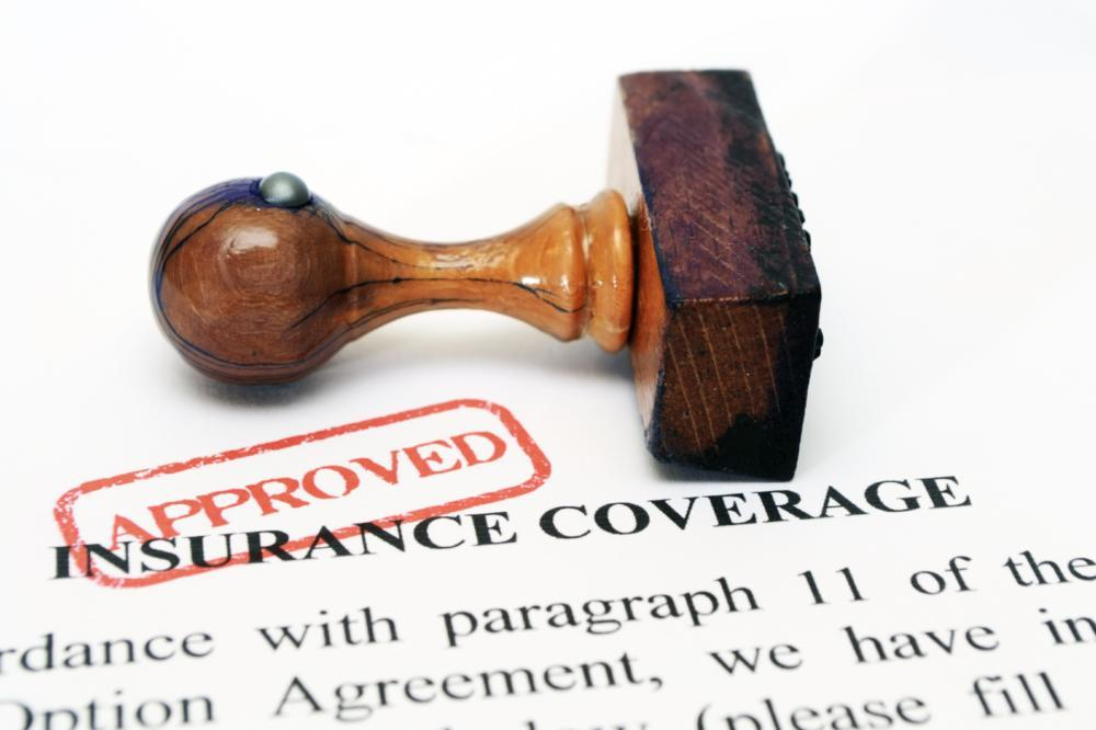 Image of insurance being approved