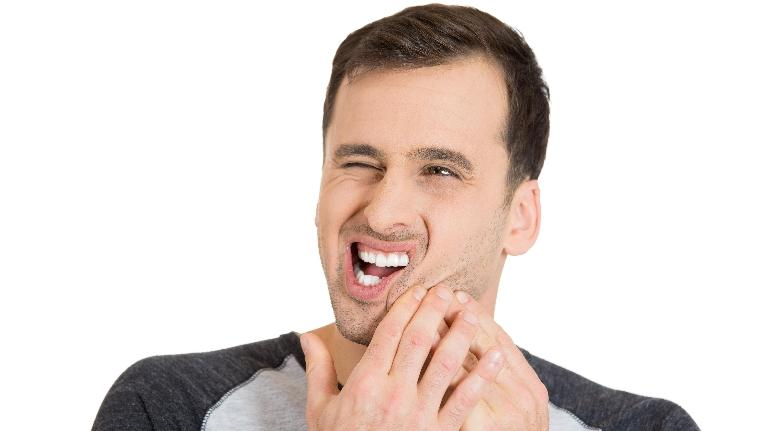 Man with Jaw Pain | Northwest Arkansas Family Dental