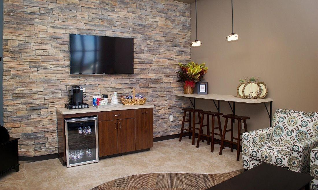 dental office with free coffee & water | fayetteville ar